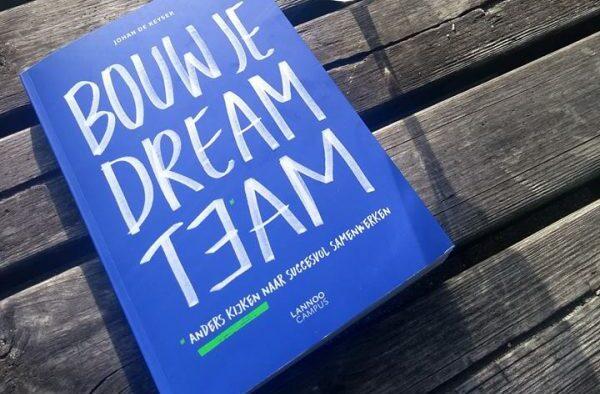 Boek bouw je dreamteam